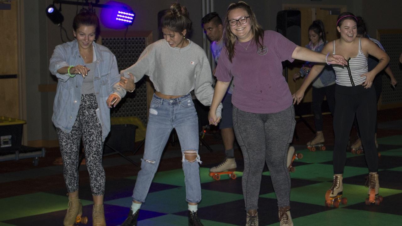 Neon Skate