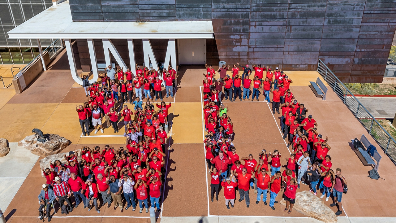50 years of UNM-Gallup