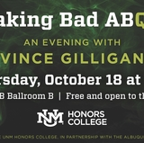 Breaking Bad ABQ & A: An Evening with Vince Gilligan
