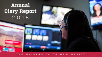 UNM releases 2018 Campus Security and Fire Safety Report