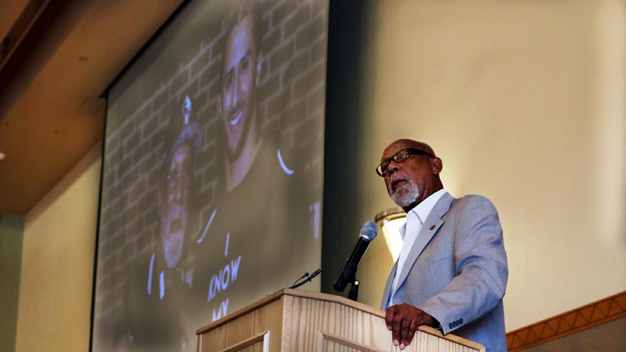 John Carlos - UNM Black Cultural Conference