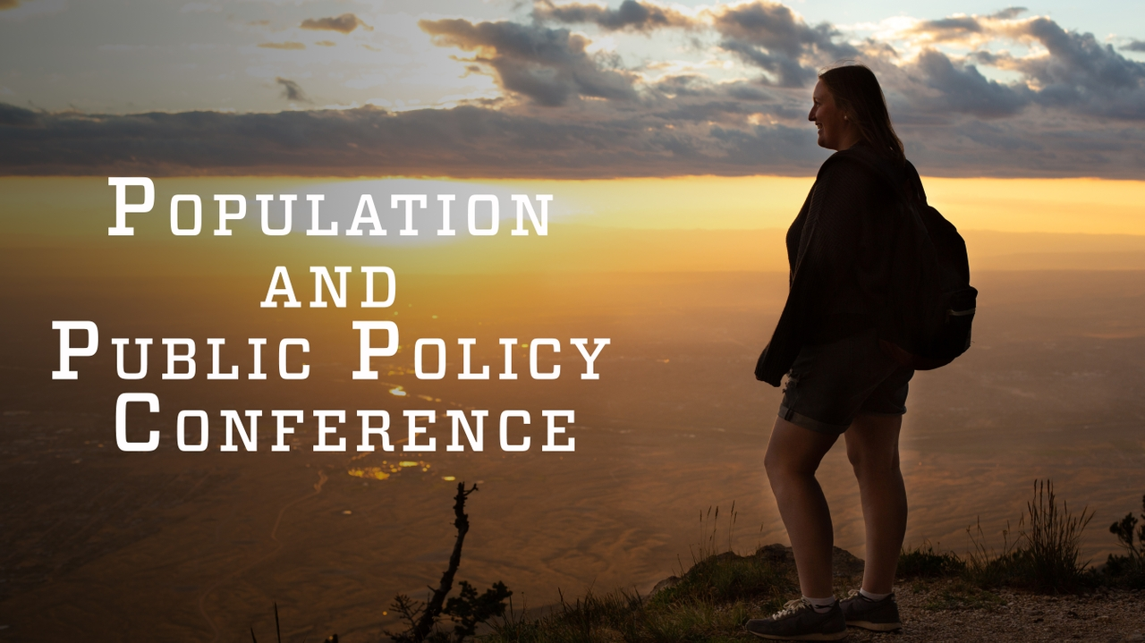 Population and Public Policy Conference