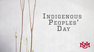 UNM celebrates Indigenous Peoples' Day
