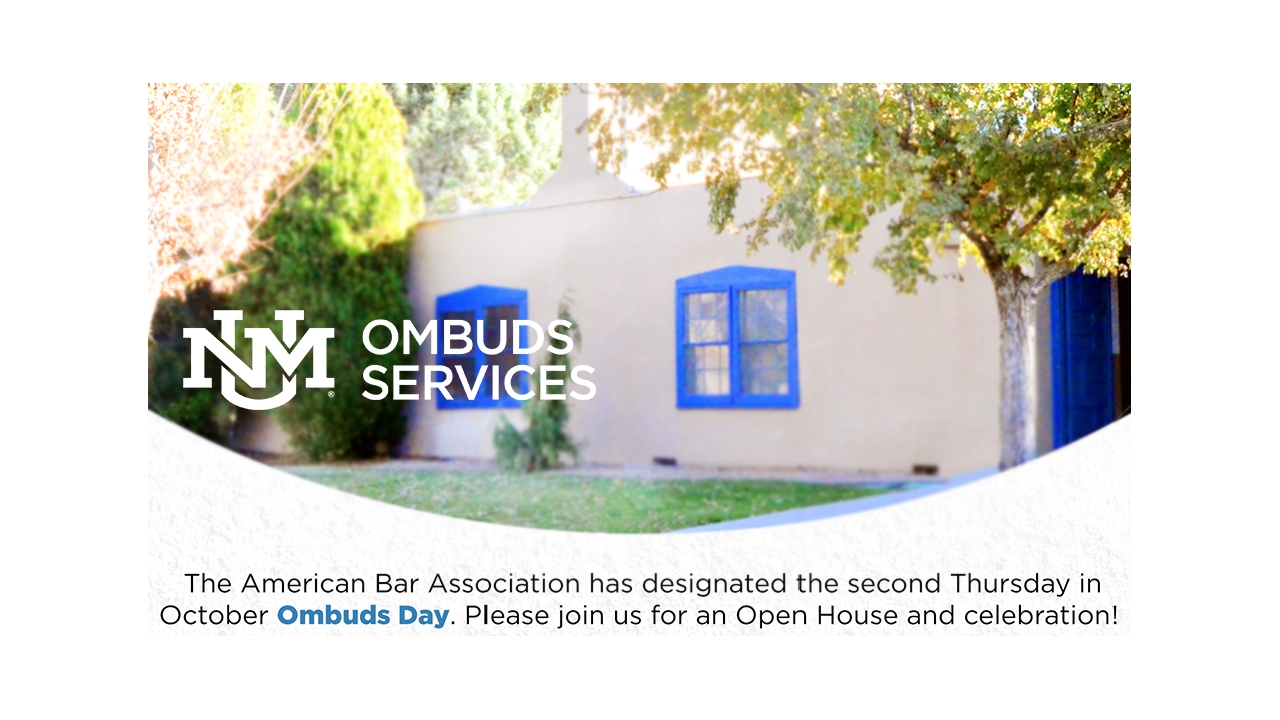 2018 Ombuds Open House image