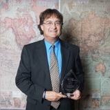 UCAM's Steve Carr honored for lifetime achievement