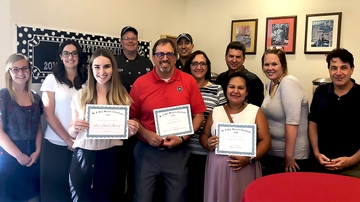 UNM Food employees honored as 'Best in the West'
