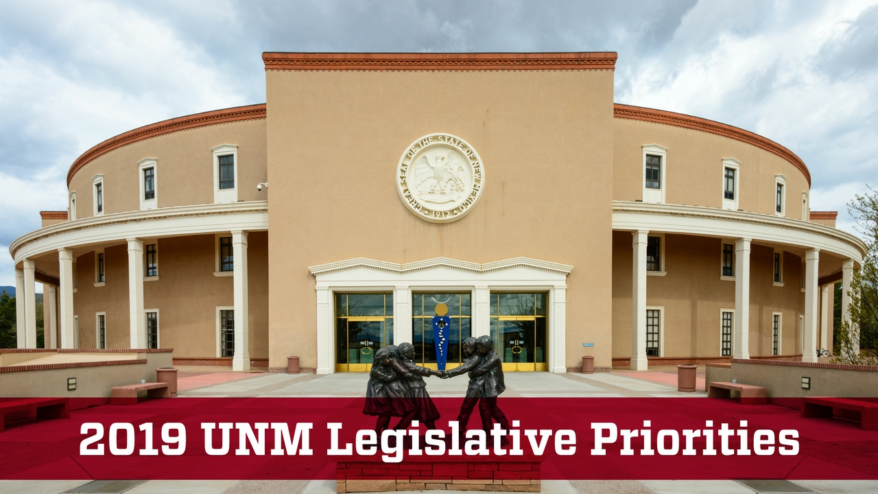 2019 New Mexico legislative session opens Tuesday