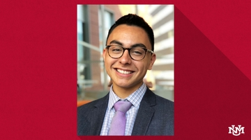 UNM student to study at the University of Cambridge as a Churchill Scholar