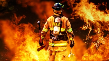UNM researcher develops technology aimed at preventing injury and deaths in a fire