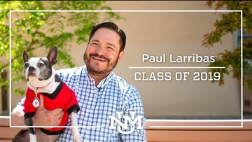 2019 Inspirational Graduates | Paul Larribas