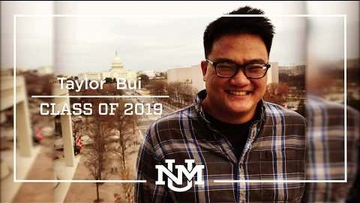 2019 Inspirational Graduates | Taylor Bui