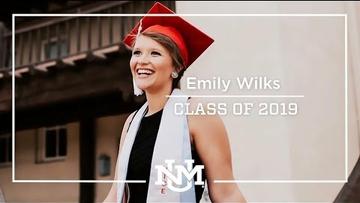 2019 Inspirational Graduates | Emily Wilks