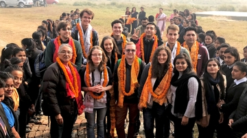 UNM students travel to Nepal to combat health and environmental concerns