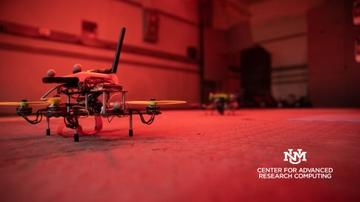 International partnership focuses on drone rotor simulations