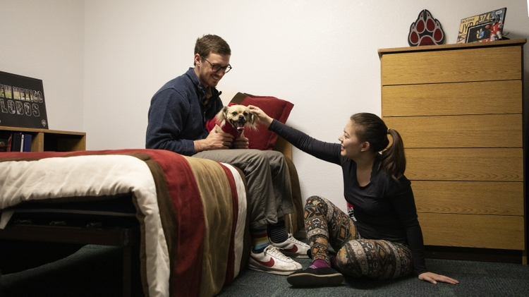 Pet Permitted Residence Hall