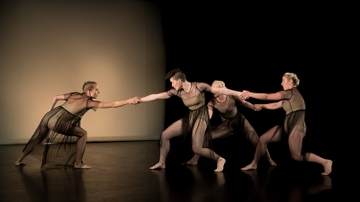 FOREFRONT: UNM's Spring 2019 faculty dance concert