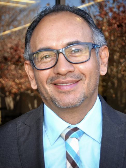 Assistant Professor Paul Figueroa