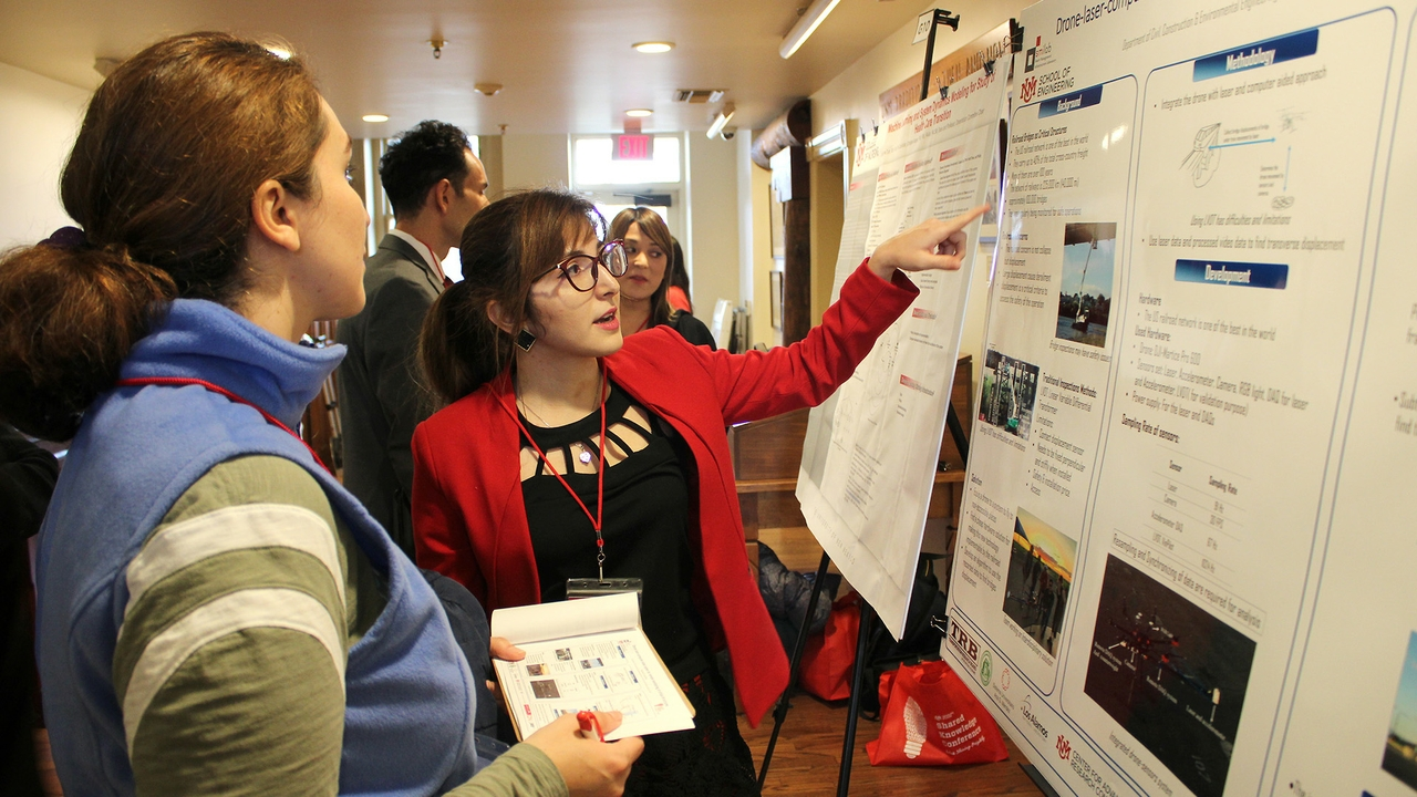 Shared Knowledge Conference highlights student research