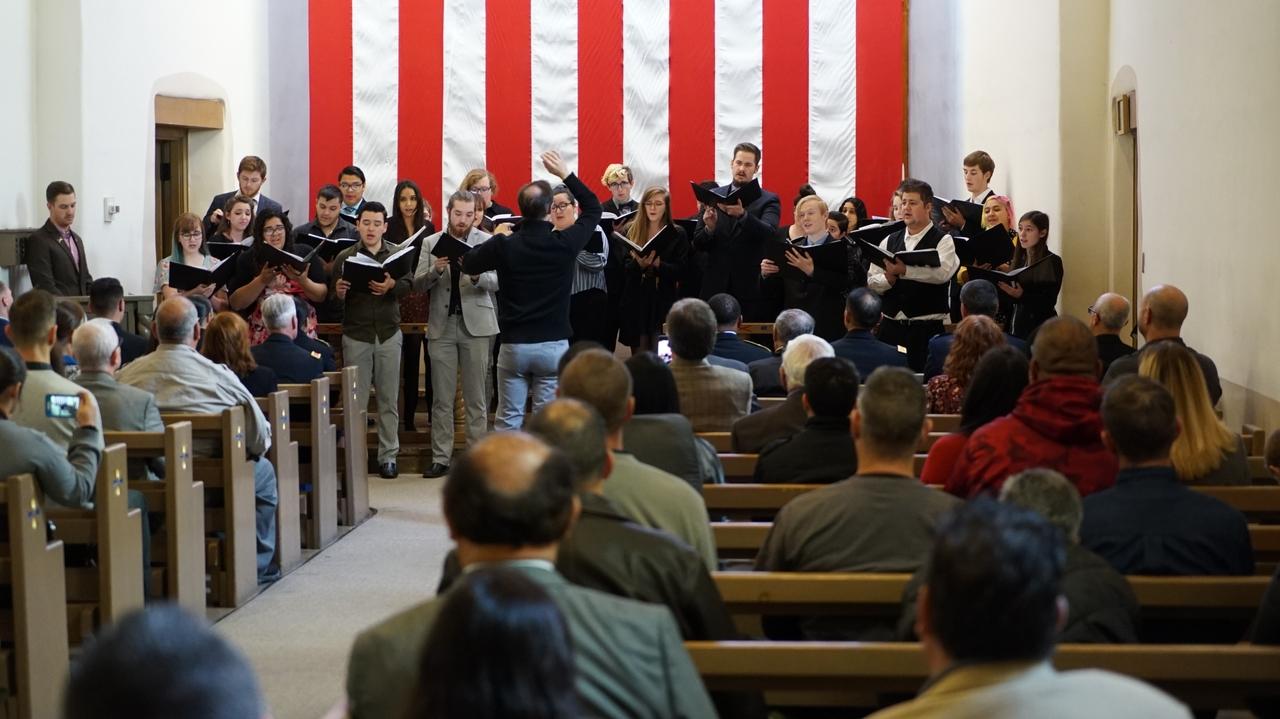 UNM Concert Choir