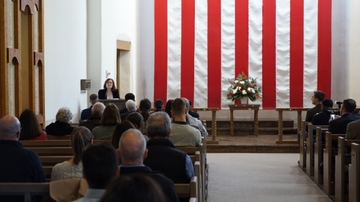 The University of New Mexico honors Veteran community