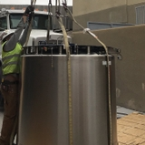 UNM's Museum of Southwestern Biology adds two new cryotanks doubling liquid-nitrogen storage capabilities