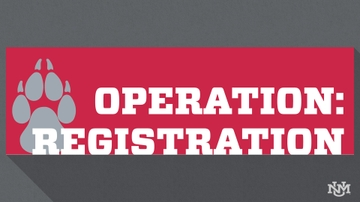 'Operation Registration' is back