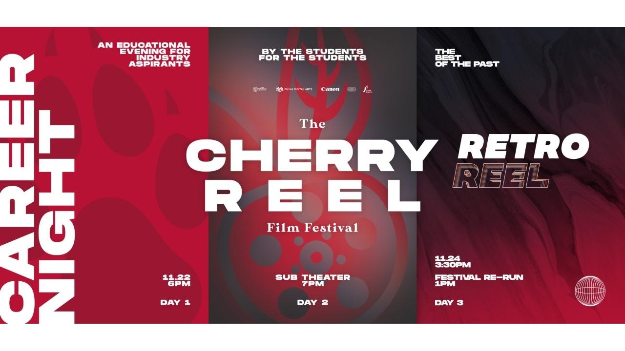 Cherry Reel