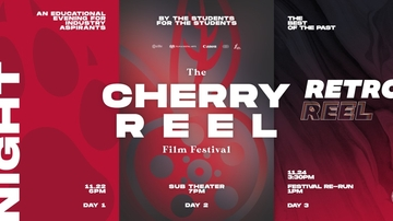 ASUNM Southwest Film Center presents Cherry Reel Student Film Festival Nov. 22-24