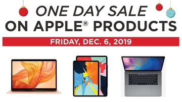 UNM Bookstore to hold one-day Apple® sales event