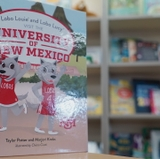 UNM professor publishes children's book about UNM mascots