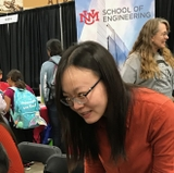 UNM Engineering wins award for booth at Discovery Festival