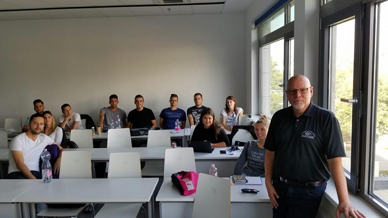 Class Visit