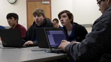 UNM engineering department offering high school students dual-credit courses