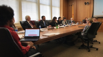 UNM Board of Regents elects new officers