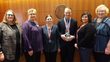 UNM-LA students named to PTK All State Community College Academic Team