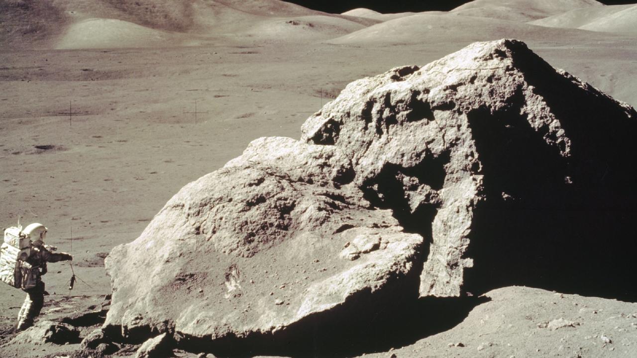 In this Apollo 17