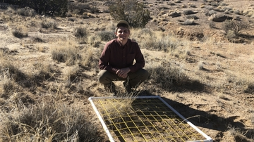 UNM Ph.D. candidate honored with ESA's student policy award