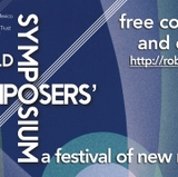 48th Annual John Donald Robb Composers' Symposium