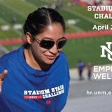 UNM's Employee Wellness hosts Stadium Stair Challenge