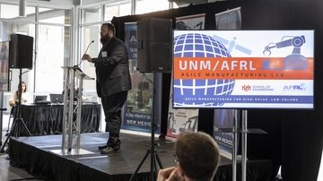 UNM technology showcase entices industry leaders