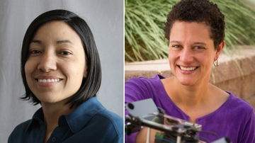Two in SOE honored as Women in Technology Award winners