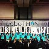 LoboTHON sets record; raises more than $103,000 for UNM Children's Hospital