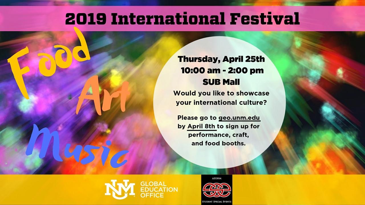 International Festival 2019-GEO