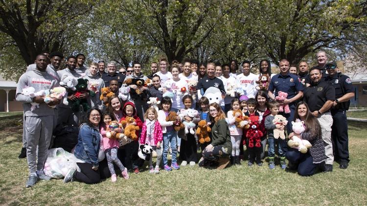 BeKind teddy bear donation drive