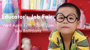 UNM invites students and community to the 2019 Educator's Job Fair