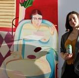 Tamarind Institute talk features painter Danielle Orchard