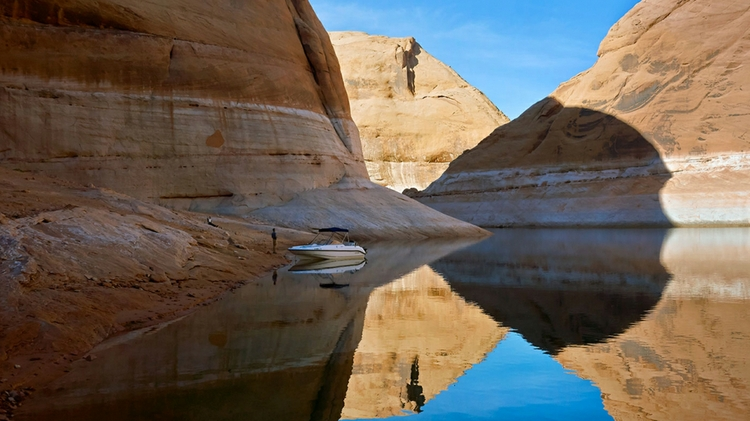 Maxwell Museum presents, 'Drowned River: The Death and Rebirth of Glen Canyon'