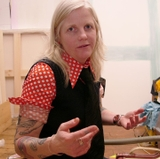 Xylor Jane selected as UNM Department of Arts' Frederick Hammersley Visiting Artist