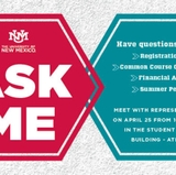 'Ask Me' event set for Thursday, April 25