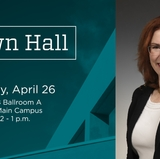 President Stokes to hold spring semester town hall for campus community
